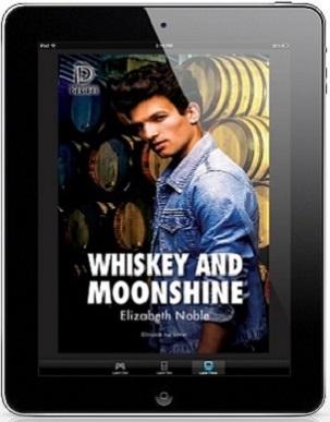 Whiskey and Moonshine by Elizabeth Noble
