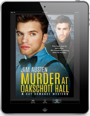 Murder At Oakschott Hall by Jim Austen Blog Tour, Excerpt & Giveaway!