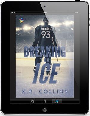 Breaking the Ice by K.R. Collins Release Blast, Excerpt & Giveaway!