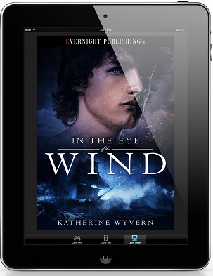 In The Eye Of The Wind by Katherine Wyvern Book Blast, Excerpt & Giveaway!