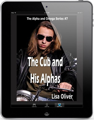 The Cub and His Alphas by Lisa Oliver
