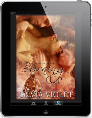 Burning Up by Silvia Violet *Retro Review*