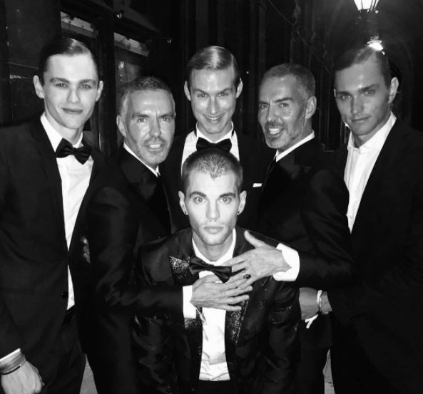event lifeball dsquared2