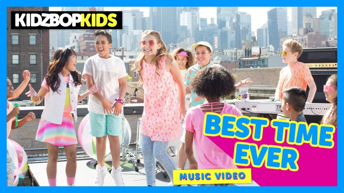 kidzbop music video amber