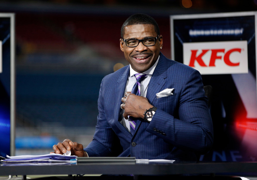 michael irvin commercial