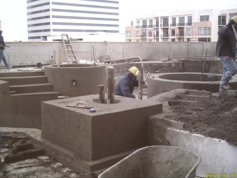 MMG Commercial Gunite and Plaster Services