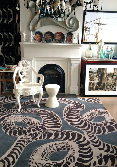 Kelly Wearstler: Carpet Master