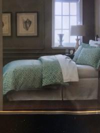 Fieldcrest Luxury Teal Comforter Set  King Size  M&M ...