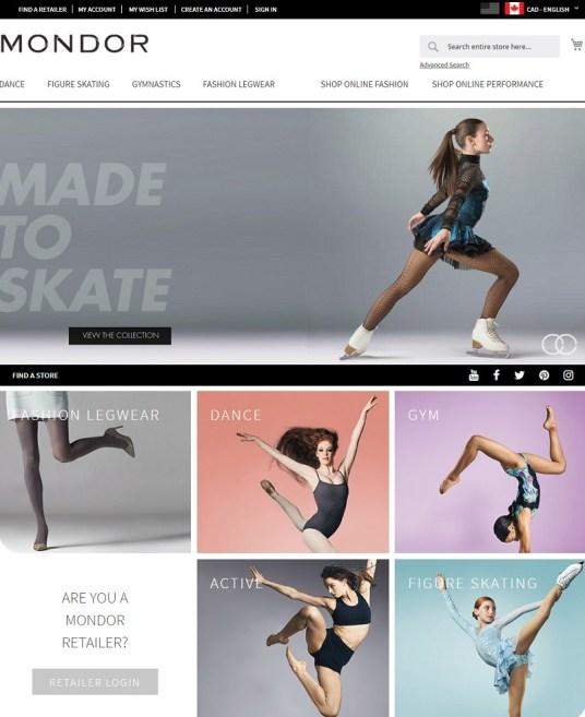 mondor_web_design