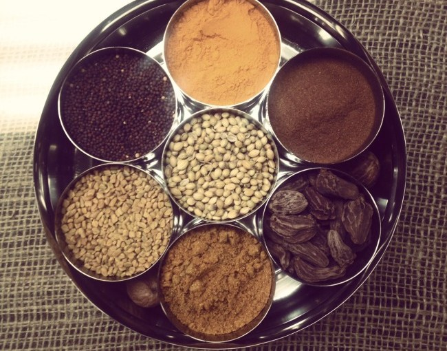 Ayurveda 101: a workshop
