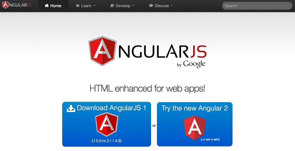 個人でAngularJSを製品に使ってみた感想 – MMiyauchi Blog