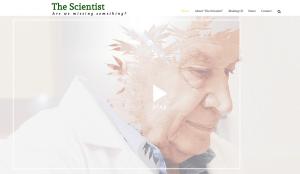 Dr Raphael Mechoulam the scientist