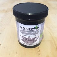 Coconut Oil - 1000mg THC