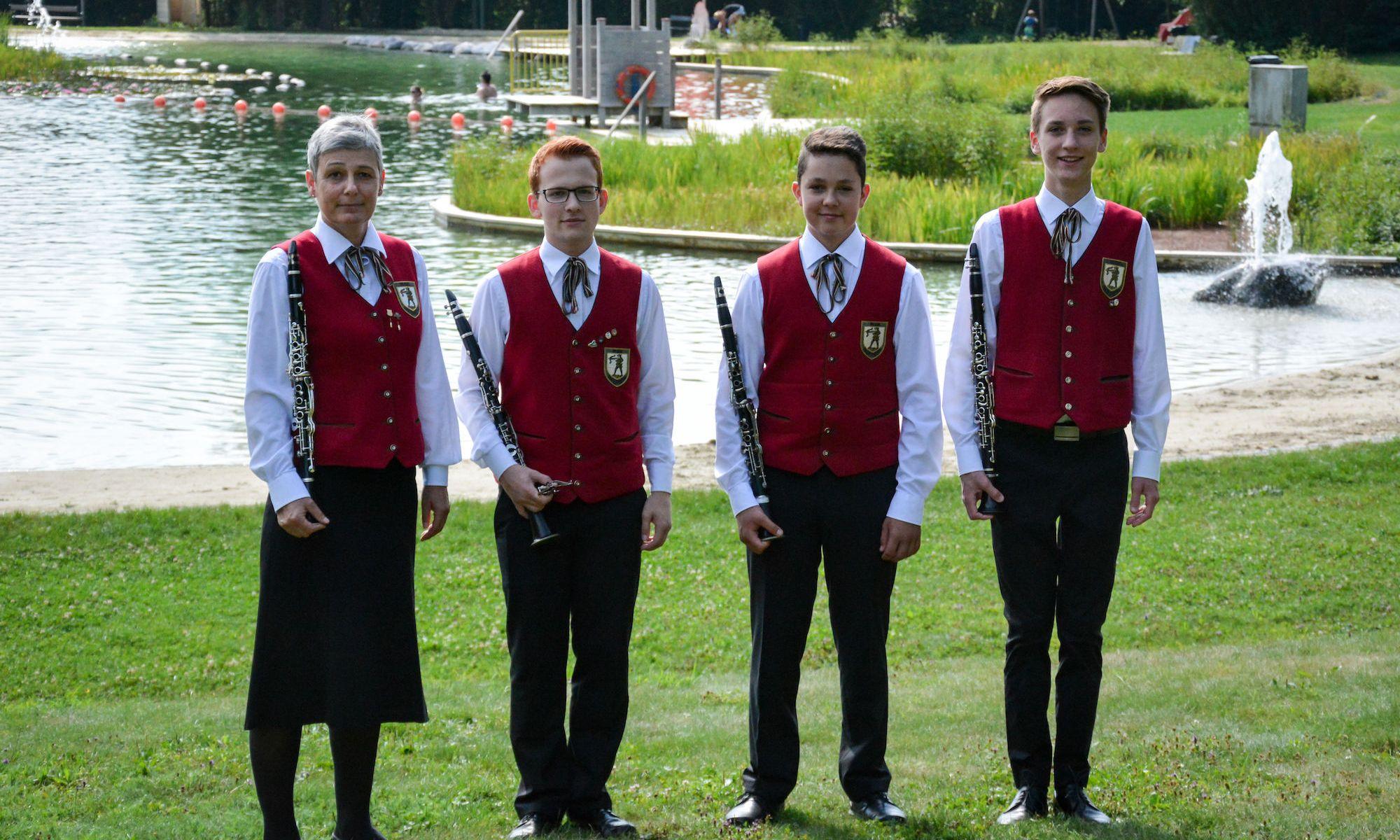 4 KlarinettistInnen