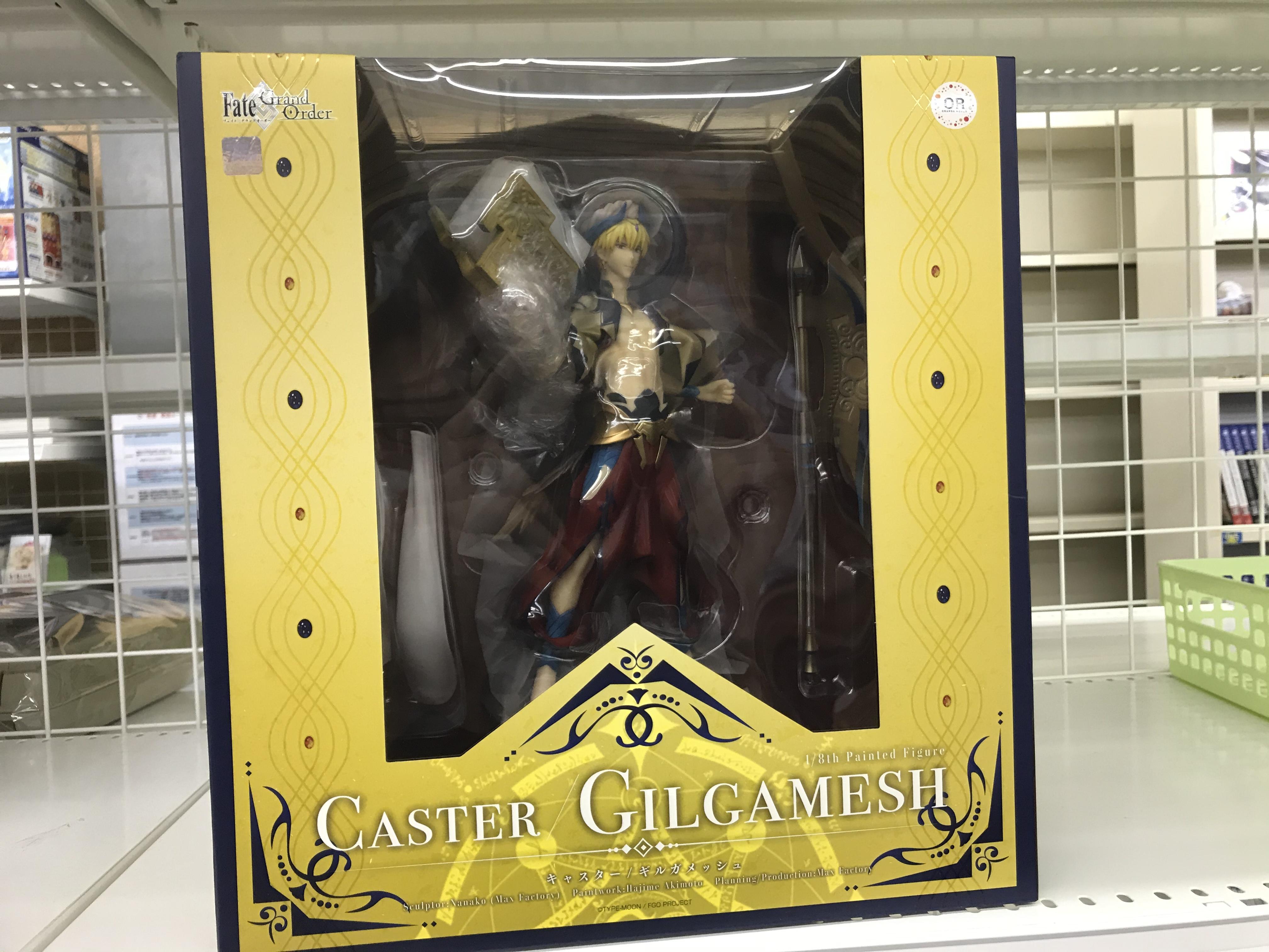 買取情報『オランジュ・ルージュのキャスター/ギルガメッシュ 「Fate/Grand Order」 1/8 ABS&PVC製塗装済み完成品』