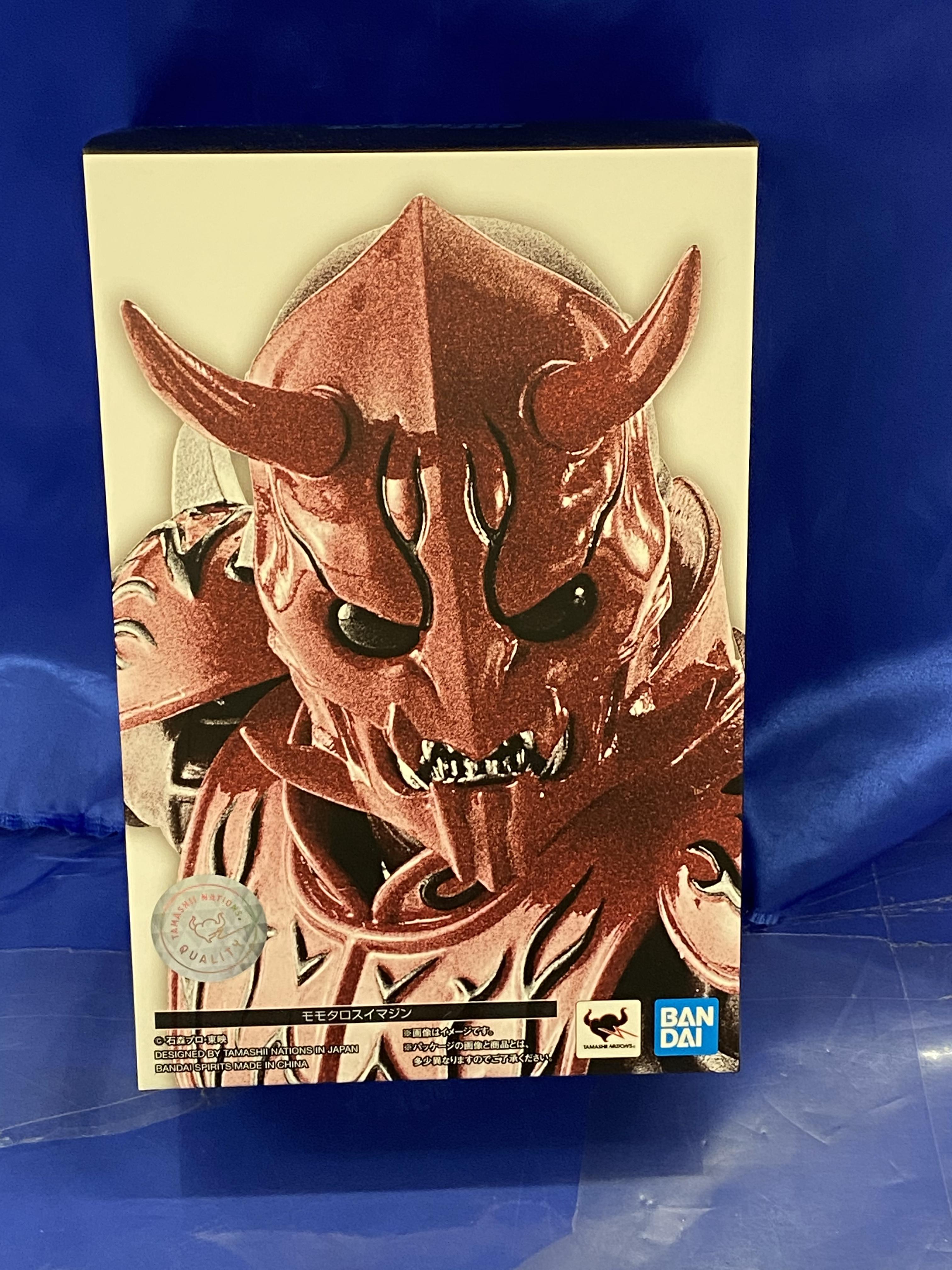 買取情報『BANDAIのS.H.Figuarts(真骨彫製法) モモタロスイマジン「仮面ライダー電王」』