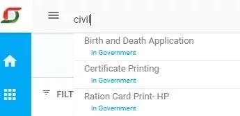 civil registration csc services