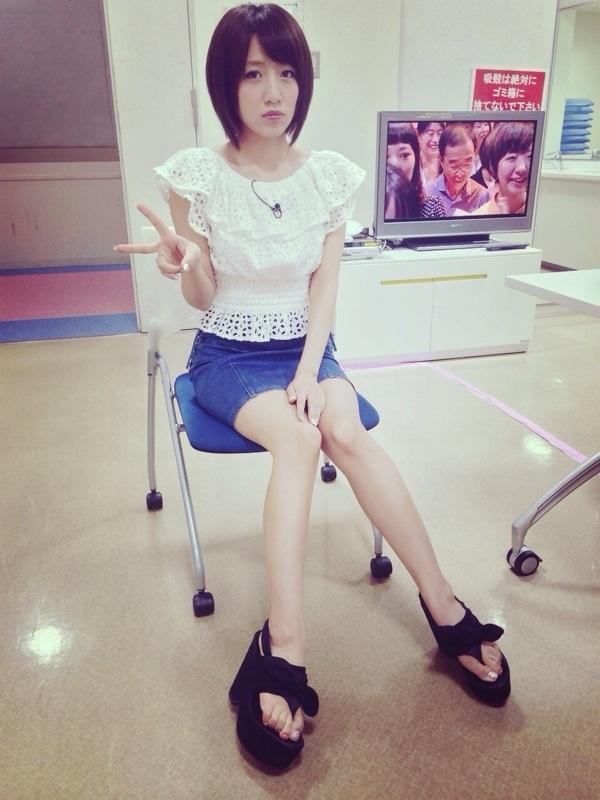 【AKB48】高橋みなみ(23) 激ヤセ認める 体重37kgと告白 ファン衝撃