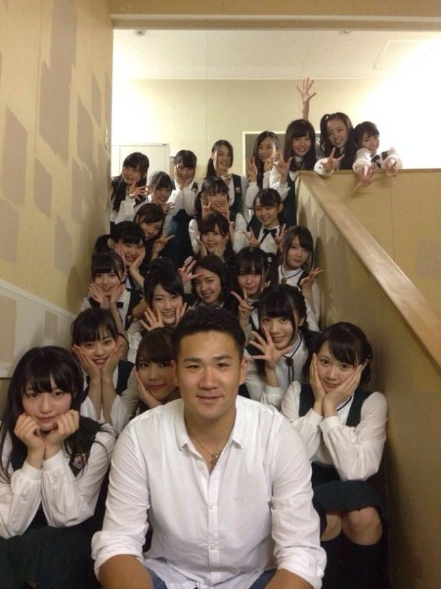 【野球】田中将大「昨日は乃木坂46のアンダーライブに行ってきました」