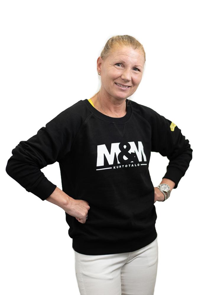 Henna Eklund - Ryhmäliikuntaohjaaja