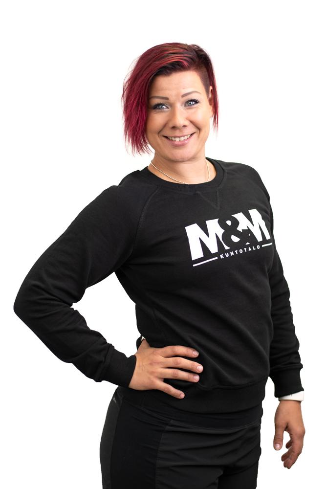 Jaana Lilja - Personal Trainer, ryhmäliikuntaohjaaja, fysioterapeutti