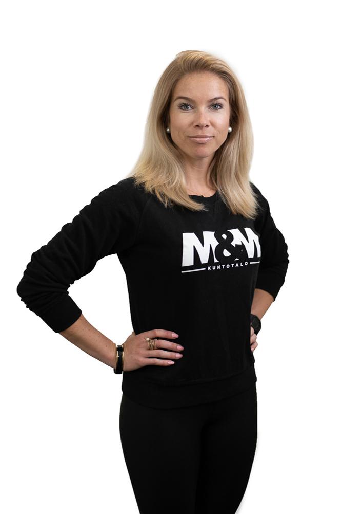 Linda Mattsson - Ryhmäliikuntaohjaaja
