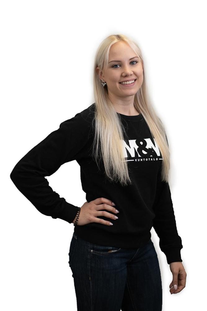 Sara Kortesoja - Asiakaspalvelu
