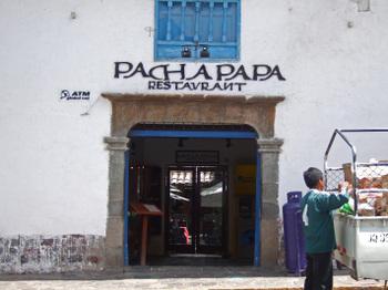 Peru Day 2 Cusco and Pacha Papa  mmmyoso