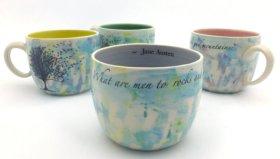 Jane Austen Mugs