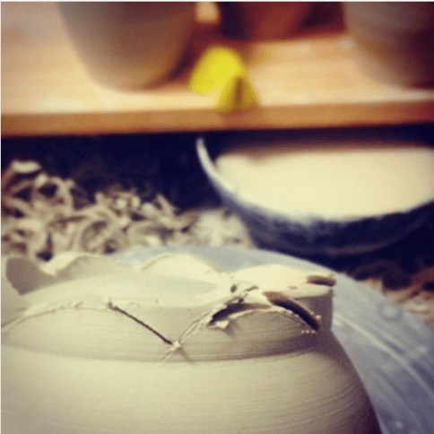 Creating a different foot from a new range of mugs