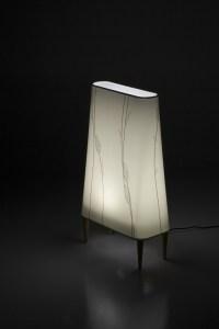 Air Purifier meet Designer Lamp