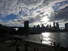 @ the Brooklyn Bridge