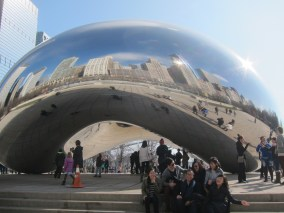 @ the Bean. where the progression is funny.