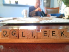 Sunday, 11/6: drove up so I wouldn't miss Sunday at my church home. and then spontaneous lunch + Scrabble date at Lilia's. that woman is a Scrabble master, watch yoself.