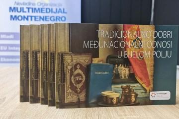 IZ ŠTAMPE IZAŠLA PUBLIKACIJA POSVEĆENA TRADICIONALNO DOBRIM MEĐUNACIONALNIM ODNOSIMA U BIJELOM POLJU