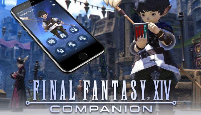 Final Fantasy XIV - Il Companion Per Android e iOS in Arrivo a Fine Luglio