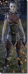 Vanguard Uniform - Female