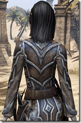 Daedric Kresh - Female VR1 Normal Shirt Back
