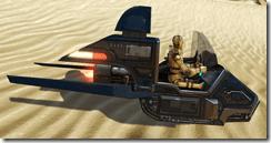 Droid Officer Transport - Side