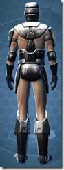Ventilated Triumvirate - Male Back