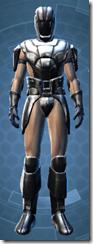 Ventilated Triumvirate - Male Front