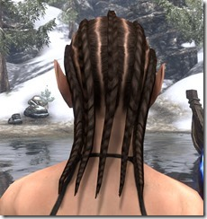 Medium Cornrows 3