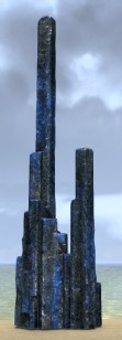 Crystals, Midnight Tower