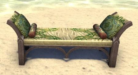 High Elf Bench, Verdant
