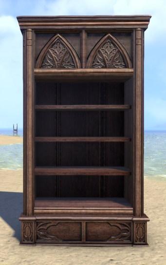 High Elf Bookshelf, Polished