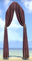 High Elf Curtains, Tall Drawn