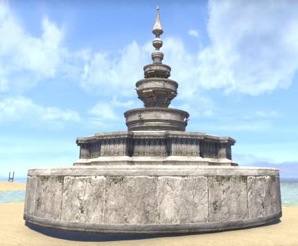High Elf Fountain, Regal