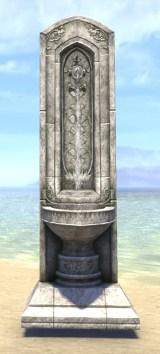 High Elf Fountain, Timeworn