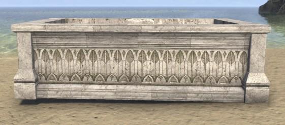 High Elf Sarcophagus, Open