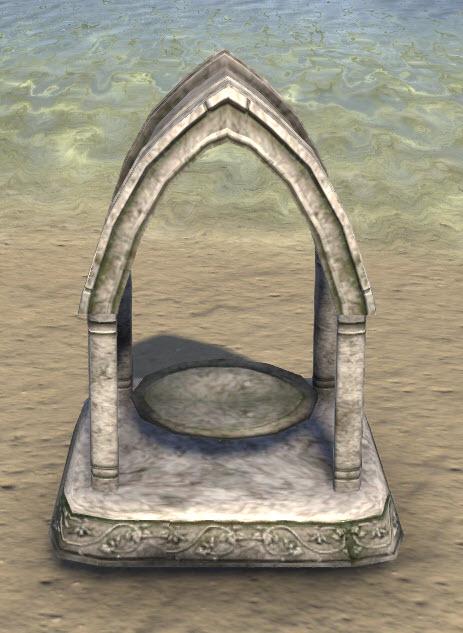 High Elf Shrine, Limestone